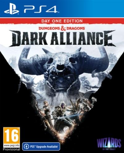 Dungeons & Dragons: Dark Alliance (PS4) (PS5)