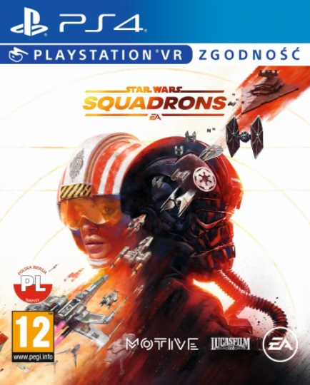 Star Wars: Squadrons (PL!) DUBBING (PVR) (PS4)