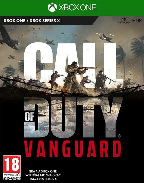 Call of Duty: Vanguard (PL!) (XSX) (XBO)