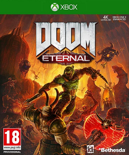 Doom Eternal (PL!) (XBO)