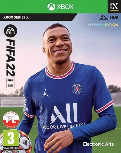 Fifa 22 (PL!) (XSX)
