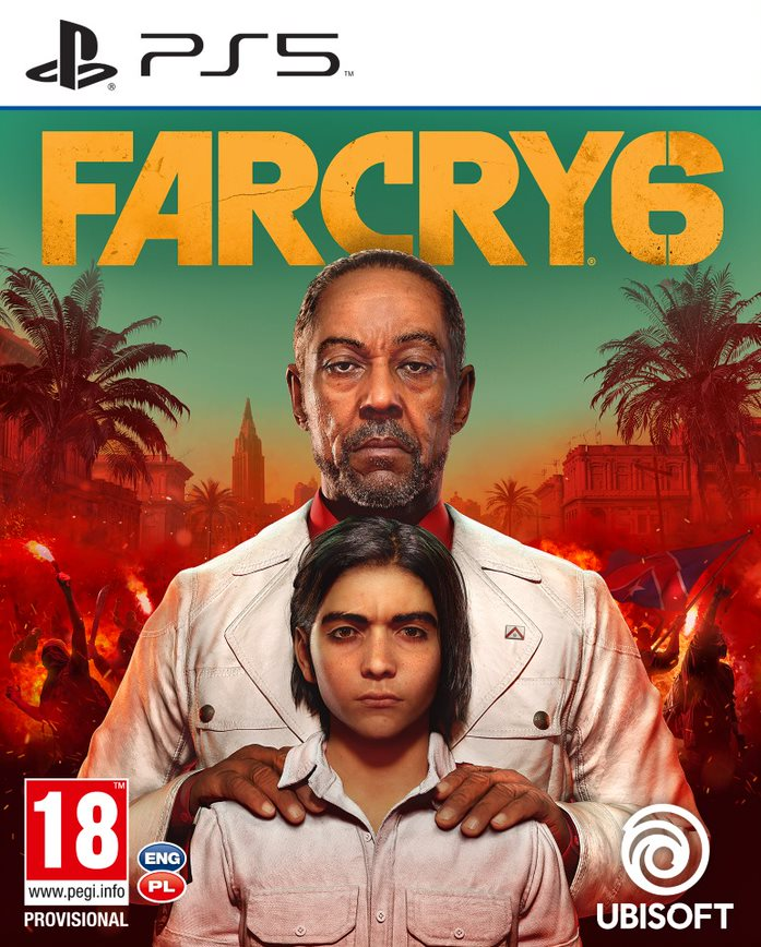 Far Cry 6 (PL!) (PS5)