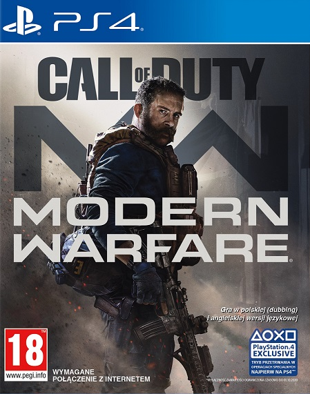 Call of Duty: Modern Warfare (PL!) DUBBING (PS4)