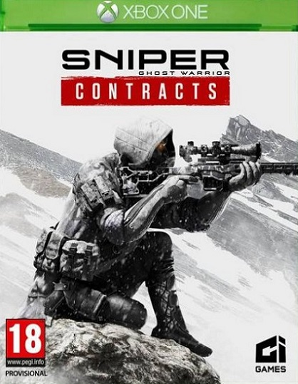Sniper: Ghost Warrior Contracts (PL!) (XBO)