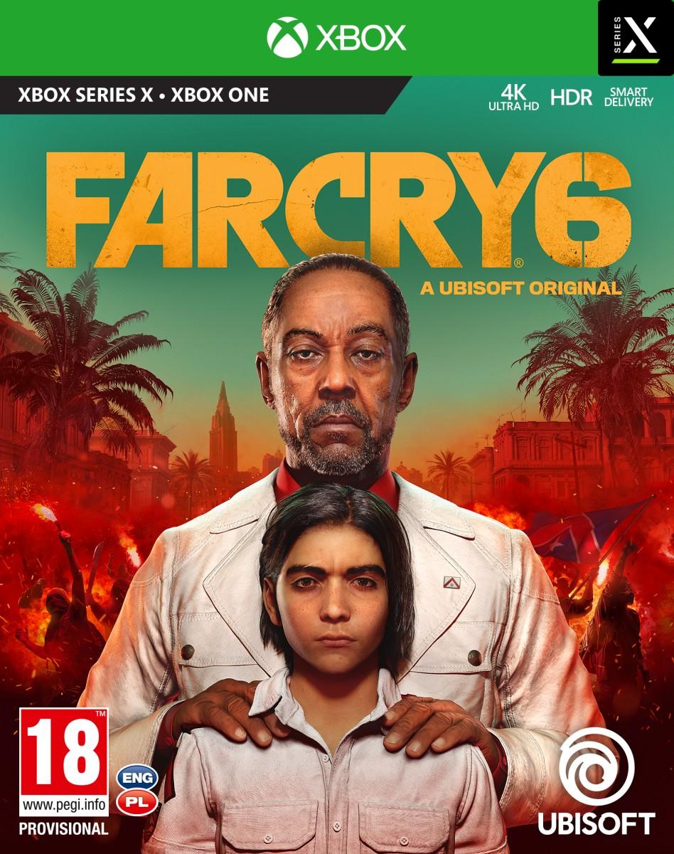 Far Cry 6 (PL!) (XSX) (XBO)
