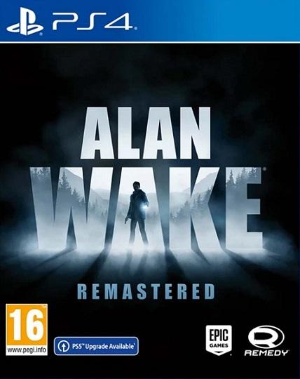Alan Wake Remastered (PL!) (PS4) (PS5)