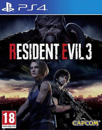 Resident Evil 3 (PL!) (PS4)