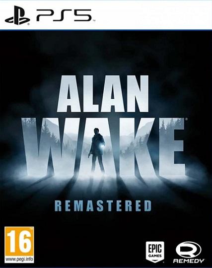 Alan Wake Remastered (PL!) (PS5)