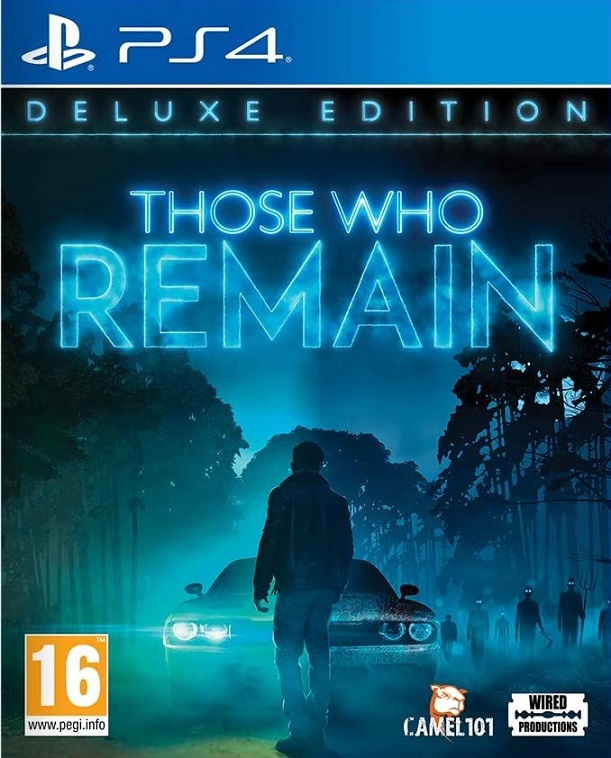 Those Who Remain (PL!) Edycja Deluxe (PS4)