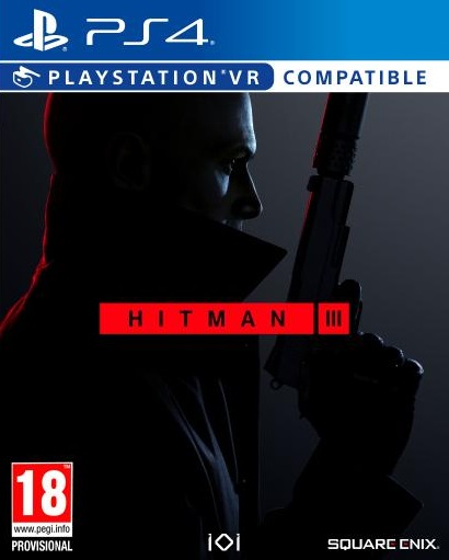 Hitman 3 (PVR) (PS4) (PS5)