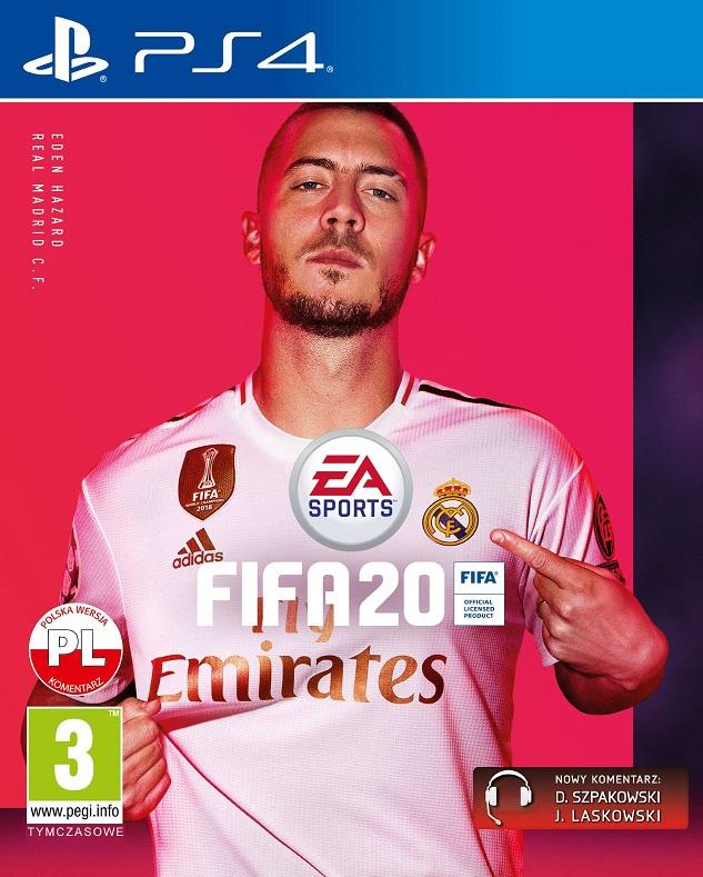 Fifa 20 (PL!) (PS4)