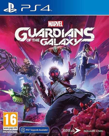 Marvel Guardians of Galaxy (PL!) (PS4) (PS5)