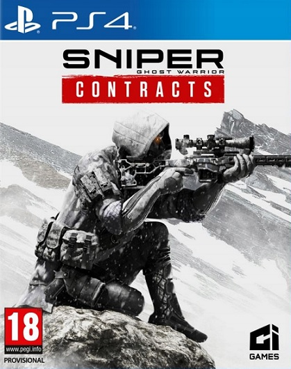 Sniper: Ghost Warrior Contracts (PL!) (PS4)