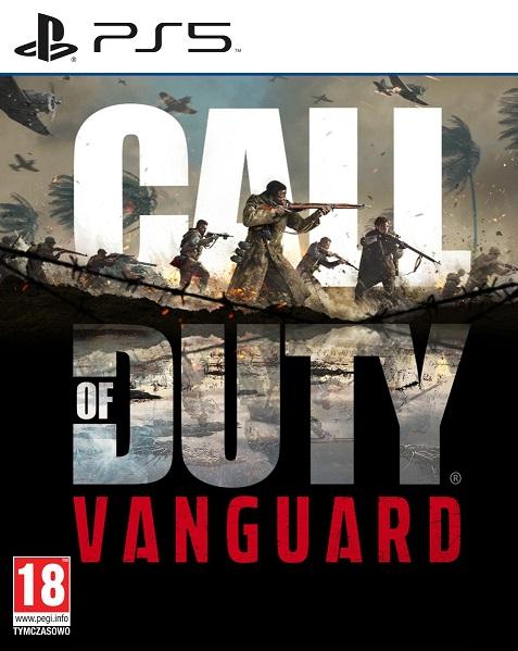 Call of Duty: Vanguard (PL!) (PS5)