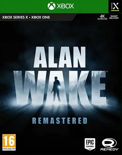 Alan Wake Remastered (PL!) (XSX) (XBO)