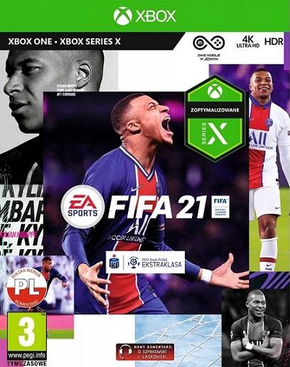 Fifa 21 (PL!) (XBO) (XSX)