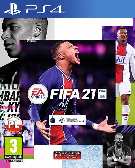 Fifa 21 (PL!) (PS4) (PS5)