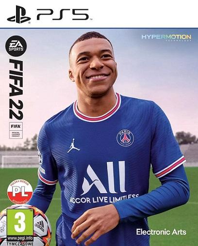 Fifa 22 (PL!) (PS5)