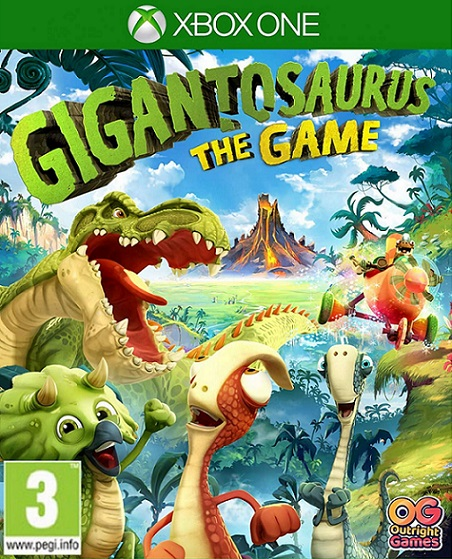 Gigantosaurus The Game (PL!) (XBO)