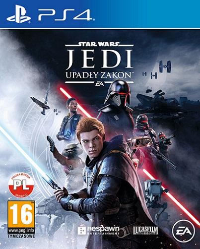 Star Wars Jedi: Upadły Zakon (PL!) (PS4)