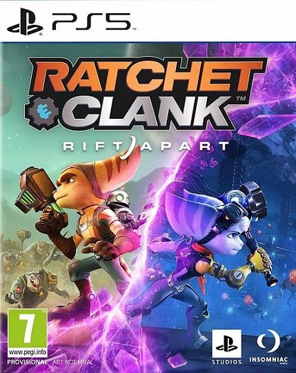 Ratchet & Clank: Rift Apart (PL!) DUBBING (PS5)