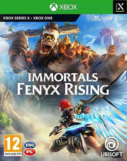 Immortals Fenyx Rising (PL!) (XBO) (XSX)